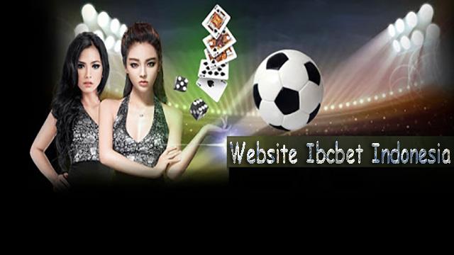 Website Taruhan Online Ibcbet Indonesia